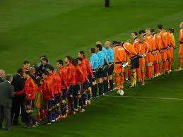 Fußball-Weltmeisterschaft 2010/Finale
