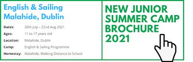 Sailing & English Language Junior <b>Summer</b> Camp, Dublin - Now ...