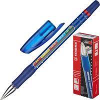 <b>Ручка шариковая</b> синяя <b>Stabilo</b> Exam Grade (толщина линии 0.4 мм)