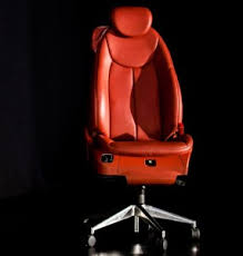 drivers seat becomes office chair car seats office chairs