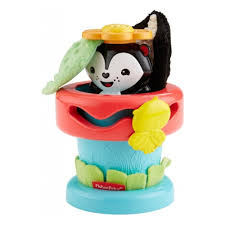 Развивающая <b>игрушка MATTEL Fisher Price</b> Цветочный горшок ...