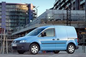<b>Volkswagen Caddy</b> van review (2004-2010) | Parkers