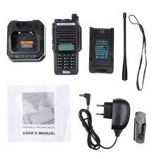 2019 <b>BF</b>-<b>UV9R Plus</b> Two-way Walkie Talkie VHF/UHF Dual Band ...