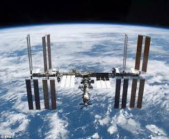 「ISS jeff williams captain and engineer kate rubin」の画像検索結果