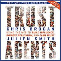 <b>Trust Agents</b> Revised and Updated Audiobook | <b>Chris Brogan</b> ...