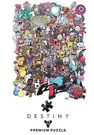 USAOPOLY Destiny Jigsaw Puzzle (1000 Piece ... - Amazon.com
