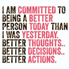 Image result for be better person
