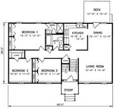 ideas about Split Level House Plans on Pinterest   House     s Split Level House Plans   Split Level House Plan SD