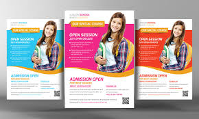 open house flyer photos graphics fonts themes templates junior school education flyers
