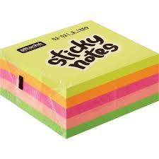Блок-кубик <b>Attache</b> Selection миникуб 51х51, радуга 250 л