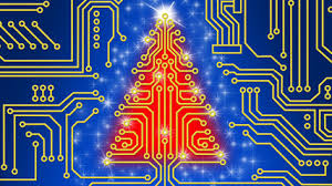 Image result for christmas tree pcb