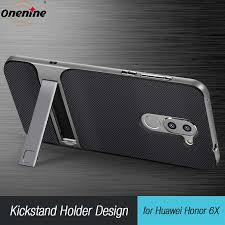 Back Cover for <b>Huawei Honor</b> 6X Silicone Case <b>TPU PC</b> 360 3D ...