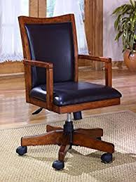 signature design by ashley h319 01a cross island collection home office desk chair medium alymere home office desk