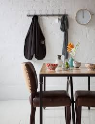 Brown Leather Dining Room Chairs Elegant Brown Leather Dining Room Fantastic Decorating Dining