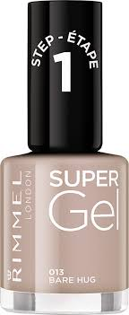 <b>Гель-лак для ногтей</b> Rimmel <b>Super</b> Gel, тон 013, 8 мл — купить в ...