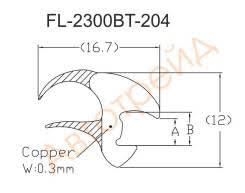 Запчасть 727165V001 - Купить <b>уплотнитель резиновый</b>! Цены ...