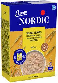 <b>Хлопья пшеничные NordiC</b> 600 г (6411200105794) – купить в ...