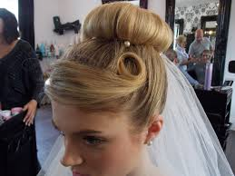 bridal hair up course the london hair academy book your course
