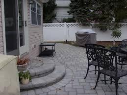 patio ideas uk grey
