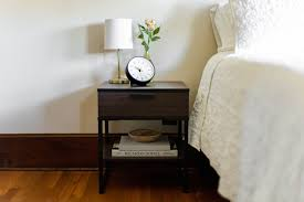 4 Basic Rules for Decorating With <b>Bedside Tables</b>