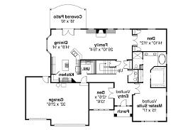 Classic House Plans   Remmington     Associated Designs    Classic House Plans   Remmington     st Floor Plan