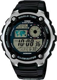 Наручные <b>часы Casio</b> Collection <b>AE</b>-<b>2100W</b>-<b>1A</b> — купить в ...
