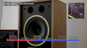 Сравнение <b>акустики</b> Tannoy Eaton и Wharfedale Denton 85 ...