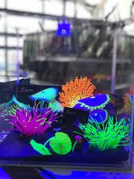 <b>Светильник LED</b> аквариумный <b>GLOXY</b> Glow Light UV ...