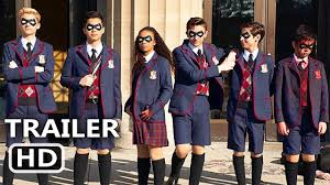 THE UMBRELLA ACADEMY Season 2 Announcement Trailer (2019 ...