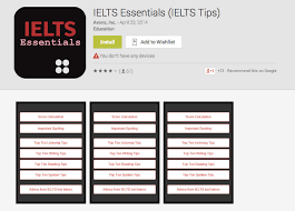 android apps for ielts toefl amp gre preparation  hongkiat ielts essay containsessays on different topics that will help you to improve your english vocabulary it also helps you understand what kind and style