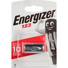 Купить <b>Батарейка Energizer Lithium</b> 123А, 1 шт с доставкой по ...