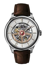 limited edition perrelet first class double rotor skeleton