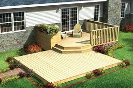 backyard deck patio ideas design