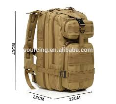 9 Colors Level Iii Medium Transport Army Assault <b>Outdoor Sports</b> ...