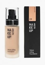 Купить <b>тональный крем Make Up</b> Factory в интернет-магазине ...