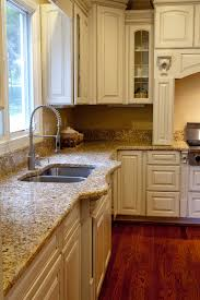 kitchen cabinets with granite countertops: amazing granite and cabinets  cream kitchen cabinets with granite countertops