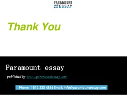 best essay writing company   thank you paramount essay