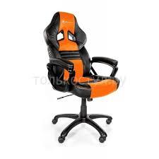 <b>Компьютерное кресло (для геймеров</b>) Arozzi Monza - Orange