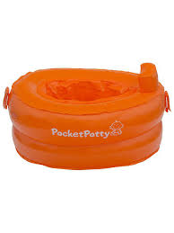 Надувной дорожный <b>горшок PocketPotty ROXY</b>-<b>KIDS</b> 4124601 в ...