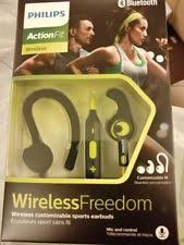 <b>Philips</b> Ear-hook <b>Sports Headphones</b> | eBay