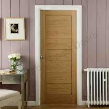 Ash Wood Door Design  U