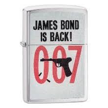 <b>Зажигалки</b> тематика: <b>James Bond</b> — купить в интернет-магазине ...
