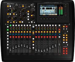 <b>Микшерный пульт BEHRINGER DIGITAL</b> MIXER X32 COMPACT ...
