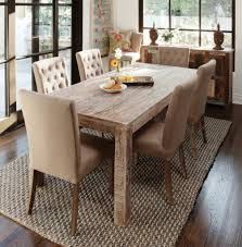Of Dining Room Tables Rustic Dining Room Table Caidtk