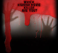 horror movie killer quiz what horror movie killer are you