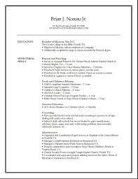 resume pastoral resume samples template pastoral resume samples full size