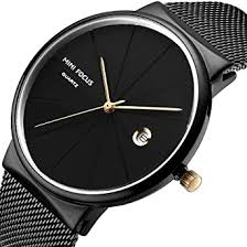 Buy NAJURA <b>Men Watches 2019 Luxury</b> Brand Quartz Clock Ultra ...
