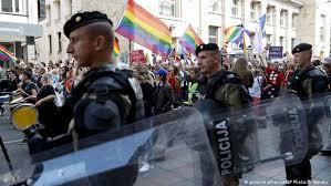 BOSNIA and HERZEGOVINA: Sarajevo hosts landmark <b>gay pride</b> ...