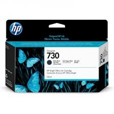 <b>HP 730</b> 130-ml <b>Matte</b> Black <b>DesignJet</b> Ink Cartridge (P2V65A) | <b>HP</b> ...