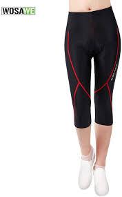 WOSAWE Women Cycling Shorts Bike 4D Gel ... - Amazon.com